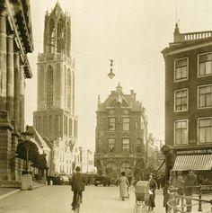 Stadhuisbrug Utrecht, 1930