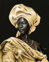 Princess of the moors (Black Art in America) African History, African Art, By Any Means Necessary, Black Artwork, Ludwig, Afro Art, African Diaspora, We Are The World, My Black Is Beautiful