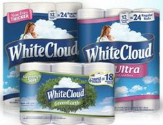 BOGO FREE White Cloud Bath Tissue Coupon! ONLY $1.18 @ Walmart! Read more at http://www.stewardofsavings.com/2014/06/bogo-free-white-cloud-bath-tissue-coupon.html#FC5ZFv7vvCRZHYjc.99