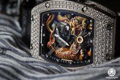 RM51-01 Tourbillon Tiger and Dragon