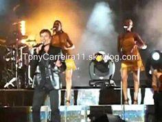 MEDLEY: Fala-lhe de mim - A sonhar contigo - Dois corações sozinhos - Tony Carreira ao vivo em Castelo Branco dia 1 de Agosto de 2009