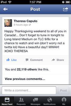 Long Island Medium Dr Amen
