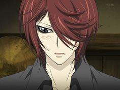 Blushing Kurama!!