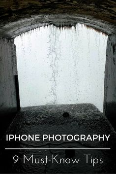 iPhone Photography 101 : Perfect Your Vacation Shots With These 8 iPhone Photography Tips - Photography Books - Ideas of Photography Books - 9 Must-Know iPhone Photography Tips Passport to Eden Photography Tips Iphone, Photography Tips For Beginners, Photography Lessons, Photography Backdrops, Book Photography, Digital Photography, Photography School, Photography Hashtags, Better Photography