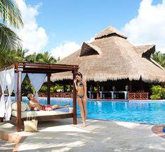#Passion In Paradise at #El Dorado Royale. #All-Inclusive.