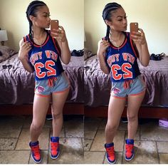 India Love Westbrooks swag