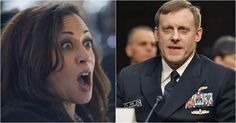 Trump-Hater Kamala Harris Attacks Admiral Mike Rogers, Gets Nasty Surprise On Live TV