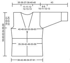 """DROPS 113-33 - DROPS Jacke mit Lochmuster in """"Muskat"""". Grösse S - XXXL. - Free pattern by DROPS Design"""
