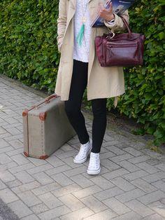 Koffer packen, Packliste, Koffer, Urlaub