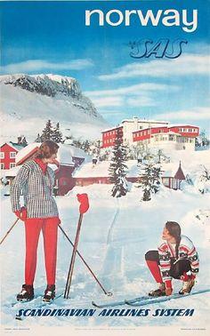 SAS to Norway ~ Arne W. Normann