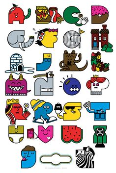 Intricately Hand Drawn Alphabet With Individually Designed . Vector Alphabet Set : A To Z Royalty Free Stock Image . ACAB We Are The Alphabet Coub The Biggest Video Meme . Design Alphabet, Alphabet Print, Alphabet Posters, Animal Alphabet, Alphabet City, Abc Poster, Alphabet Charts, Alphabet Wall, Alphabet Stickers