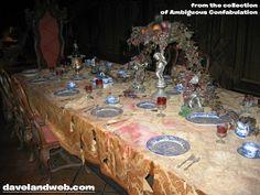 Davelandblog: Freaky Fridays @ The Haunted Mansion: The Ballroom Scene Spoilers