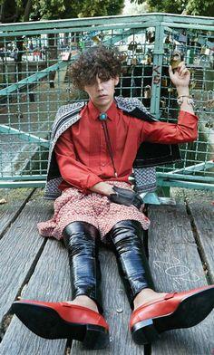 G-Dragon | Vogue Korea (January 2015)