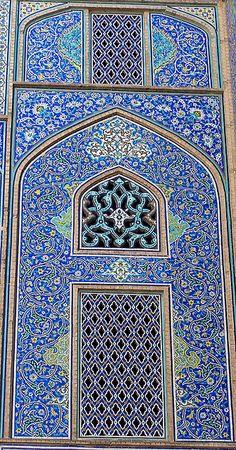 Mesquita Xeic Lotf Allah, Isfahan by Sebastià Giralt, via Flickr