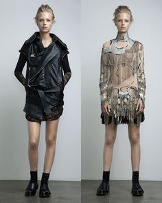 Anne Sofie Madsen - SEDNA - A/W 2012-13 ~ In search of the Missing Light