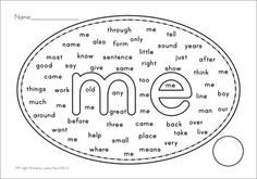 Fry Words - Word Find Worksheets {Set 3}. Can laminate these and use with dry-erase markers. Or use them with dot-paints, stickers, pencils, etc.