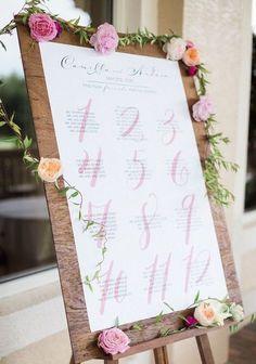 Are wedding seating charts necessary? | Emmaline Bride Wedding Blog
