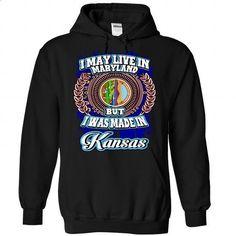 33-MARYLAND MADEIN - hoodie women #shirt diy #couple sweatshirt