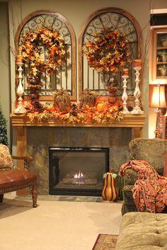 Savvy Seasons by Liz: Autumn Sunrise & Sunset