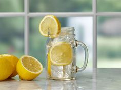 Ball® 16oz drinking jars – just like the canning jars, except with handles for easy sipping!
