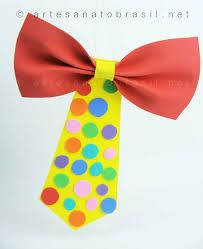 tie-in-eva-step-by-step - My Hobbies Circus Crafts, Carnival Crafts, Carnival Themed Party, Carnival Themes, Circus Theme, Diy And Crafts, Crafts For Kids, Arts And Crafts, Paper Crafts