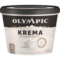 Krema plain