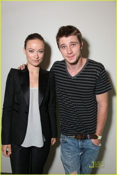 Olivia Wilde & Garrett Hedlund: Tron at Comic-Con: Photo Olivia Wilde and costar Garrett Hedlund hit up the first ever Panel featuring Disney's A Christmas Carol, Alice in Wonderland and Tron Legacy at Comic-con at… Garrett Hedlund, Tron Legacy, Olivia Wilde, Fair Skin, Christmas Carol, Dark Hair, Blue Eyes, Movie Tv, Photo Galleries