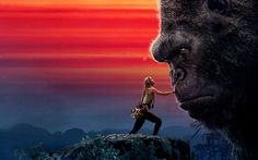 awesome Brie Larson Kong Skull Island
