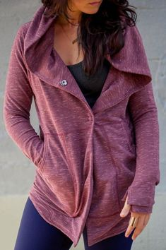 Women's Fashionable Long Sleeve Hooded Pocket Hoodie