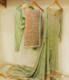 Design and customize your dresses the way you like. To order online, please dm us. #dulhan#bridalwear#hudabeauty#onlinestore#londonmua#minahasan#sanasafinaz#elan#elanofficial#farazmanan#sairarizwan#bridalcouture#zarashahjahan#farahtalibaziz#sapphirepakistan#pakistanifashion#nomiansari#hijab#familywedding#ammarakhan#pakistaniwedding#sabyasachi#henna#wedding#manishmalhotra#trending#bridesmaids#buntokazmi#ootd