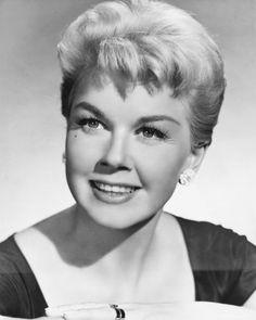 Doris Day -love the short hair! I'm a big fan.