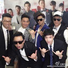 Xiao Zhu - Weibo Show Luo, Woo Young, Yixing, Future Husband, Korea, Mens Sunglasses, Celebs, Actors, Movie Posters