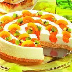 Aprikosen-Ringel-Torte