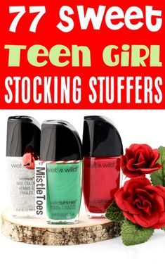 Clever Filler Gifts - The Frugal Girls - Elaine 77 Teenage Girl Stocking Ideas! Clever Filler Gifts - The Frugal Girls Birthday Surprise Boyfriend, Birthday Gifts For Girlfriend, Birthday Surprises, 16th Birthday Gifts, Birthday Gifts For Teens, Teen Birthday, Dear Boyfriend, Boyfriend Gifts, Stocking Stuffers For Teenagers