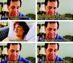 """This ~emotional~ moment between Sam and her dad is really the best and taught us all an important lesson about young love.   21 Reasons """"Sixteen Candles"""" Is The Best Movie Of All Time"""