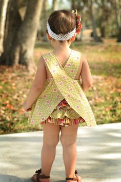 Ruffle Bloomers by LYIS on Etsy, $25.00