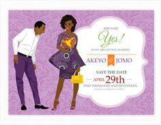 Home Page: Bibi Invitations- Modern, Traditional and Ethnic themed African Wedding Invitations