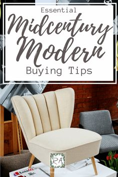 Love Midcentury Modern furniture & design? Want to add some Scandi minimal chic to your pad? Read on for all the essential tips you need befre buying. I'll cover how to tell real authentic retro furniture from reproductions, spot good quality pieces, and all the warning signs to watch out for and avoid. If you're looking for a Mid-century Modern buyer's guide, you've found it. Read before you make that investment or Pin me for later.