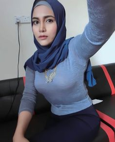 Hot sexy girls hijab remarkable