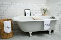 Bathroom Updates in 6 Simple Steps