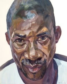 Black Art Painting, Figure Painting, Abstract Portrait, Portrait Art, Lucian Freud Portraits, Art Alevel, Found Art, Horse Drawings, African American Art