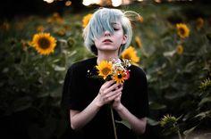 aesthetic, flower, and lefabulouskilljoy image