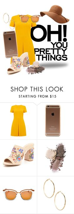 """Blind date"" by rissarenee37 ❤ liked on Polyvore featuring Warehouse, ALDO, Le Specs and GUESS by Marciano"