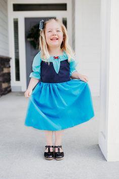 0c69b08f6 ARIEL costume, Kiss the Girl dress, Ariel dress, mermaid dress, Ariel  costume