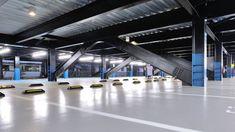 Imagen 19 de 43 de la galería de Estructura de Estacionamientos Wulai / QLAB. Cortesía de QLAB