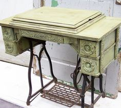 bad rabbit vintage - painted furniture with attitude : June 2012/hmmmmm.Thinking about it.