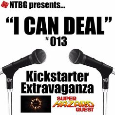 As teased from the previous episode, Adam & CJ are here to talk about Kickstarter games. They cover initial impressions to exclusives, reasons, and other aspects of the website that is not a store.