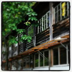 I actually LERVE these window awnings when done with tin.You get the enjoy the patter of rain on a tin roof. Digital Photography, Art Photography, Window Awnings, Gnome House, Fun Shots, Nature Scenes, The Other Side, Pretty Pictures, Exterior