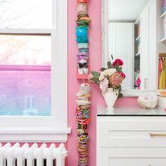 Tiffany's Closet Dreams Come True Interior -Tiffany Pratt, Closet - California Closets