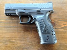 "The new Springfield XDm .45 ACP 3.8"" Compact"